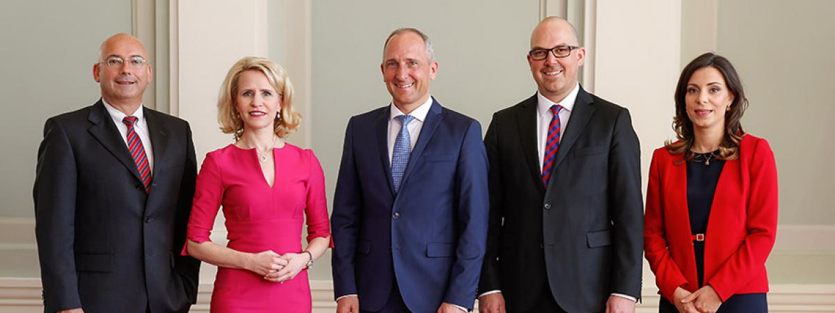 Government of Liechtenstein, Feb. 2017